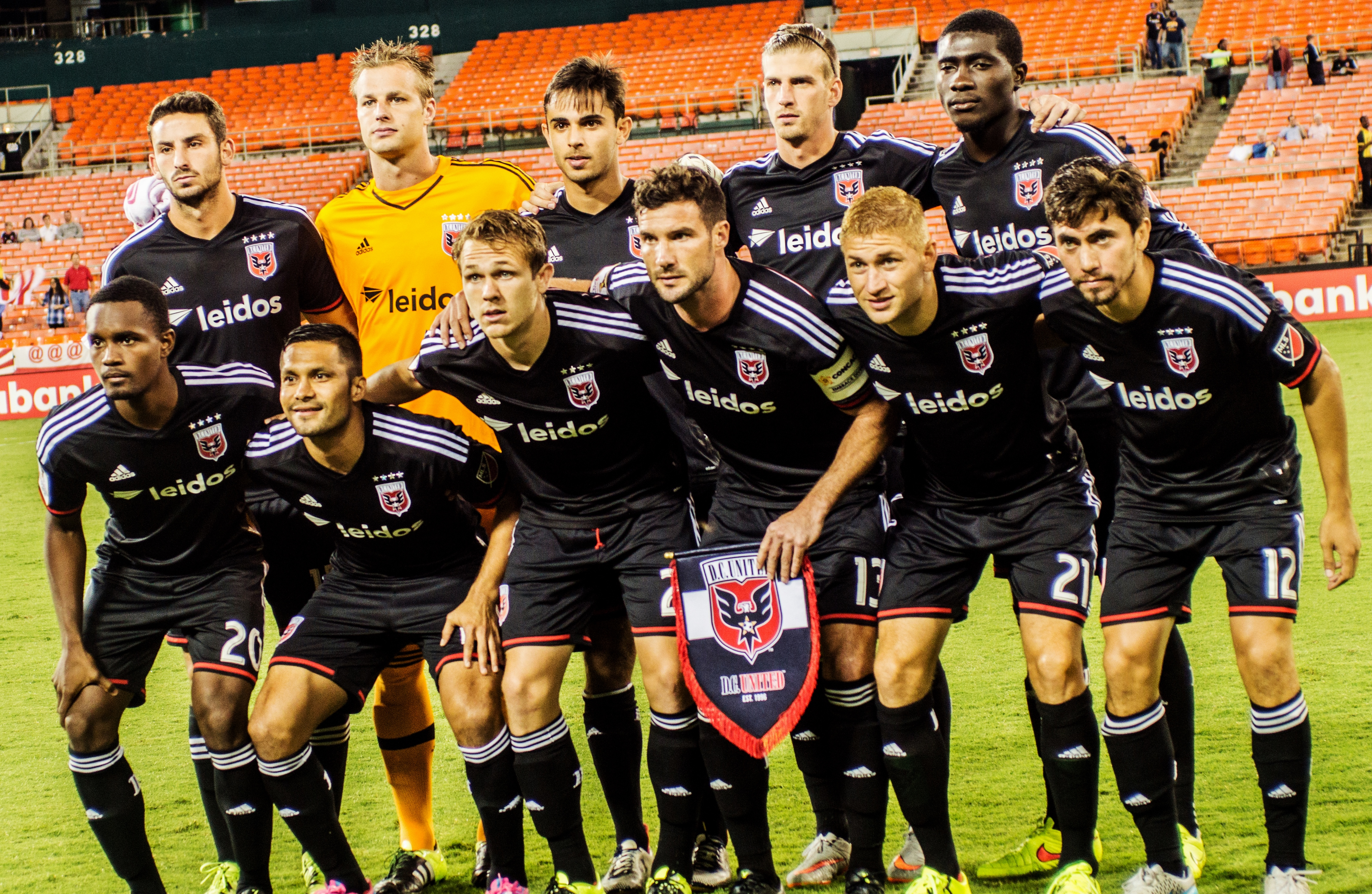 2015/16 Scotiabank CONCACAF Champions League (DC United vs. Deportivo Arabe Unido) (Sept. 2015)