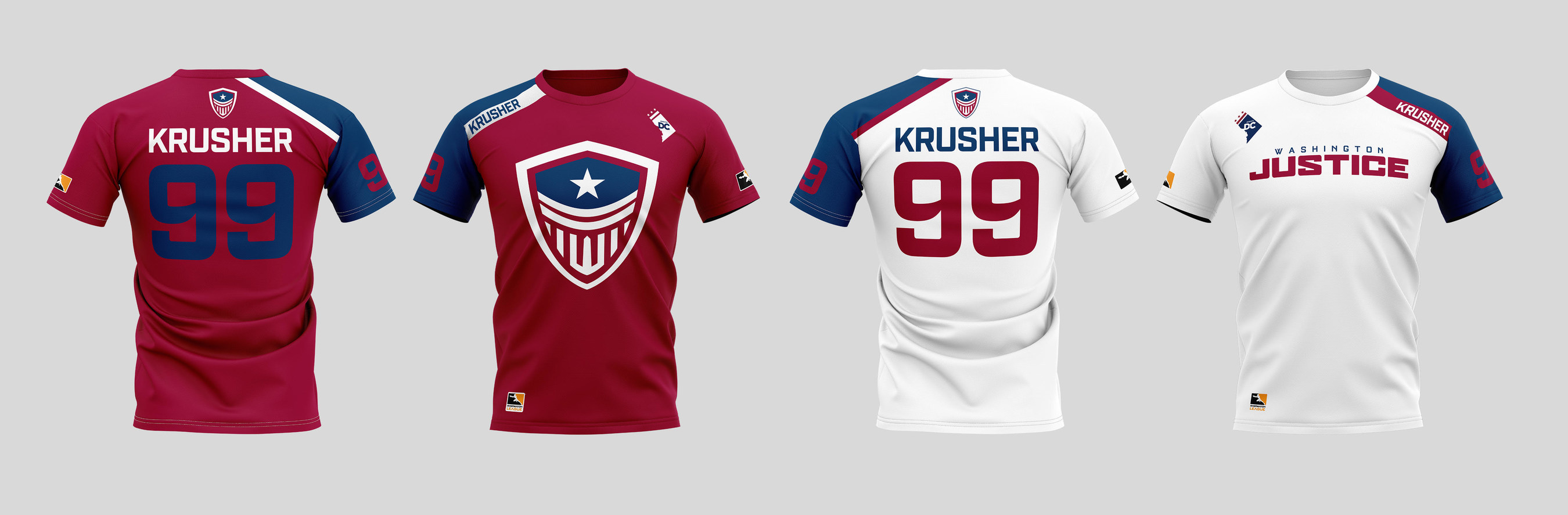 Events DC Jersey