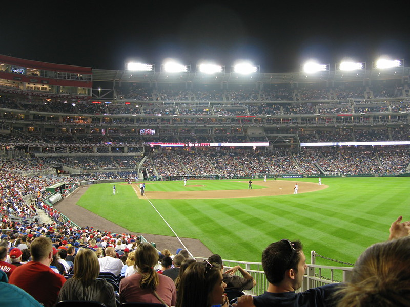 Nationals Park (Rob Pongsajapan)
